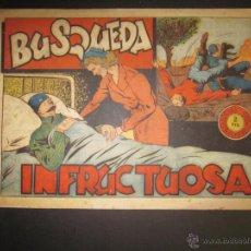 Tebeos: EL JINETE FANTASMA - ORIGINAL - BUSQUEDA INFRUCTUOSA - 2 PESETAS - (COM -204). Lote 45967507
