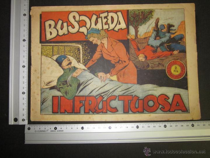 Tebeos: EL JINETE FANTASMA - ORIGINAL - BUSQUEDA INFRUCTUOSA - 2 PESETAS - (COM -204) - Foto 4 - 45967507