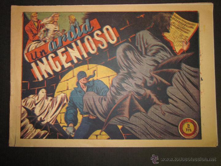 EL JINETE FANTASMA - ORIGINAL - UN ARDID INGENIOSO - 2 PESETAS - (COM -209) (Tebeos y Comics - Grafidea - El Jinete Fantasma)