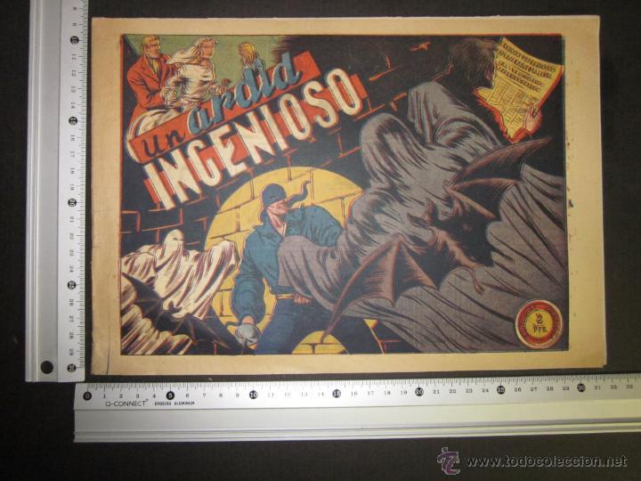 Tebeos: EL JINETE FANTASMA - ORIGINAL - UN ARDID INGENIOSO - 2 PESETAS - (COM -209) - Foto 4 - 45967617