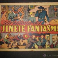 Tebeos: EL JINETE FANTASMA - ORIGINAL - LA HISTORIA - 2 PESETAS - (COM -210). Lote 45967634