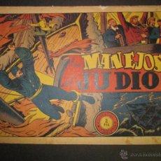 Tebeos: EL JINETE FANTASMA - ORIGINAL - LOS MANEJOS DEL JUDIO - 2 PESETAS - (COM -219). Lote 45967840
