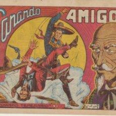 Giornalini: EL CHARRO TEMERARIO Nº 10.. Lote 47903581