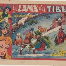 Tebeos: EL AMULETO VERDE Nº 8 . GRAFIDEA 1956.. Lote 47943774