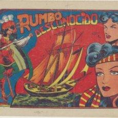 Tebeos: LA CAPITANA Nº 7. GRAFIDEA 1955.. Lote 47990895