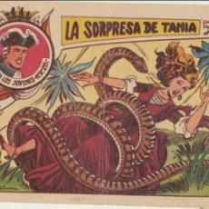 Tebeos: JARKO EL TEMIBLE Nº 15. GRAFIDEA 1957.. Lote 47991220