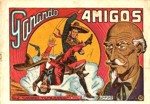 EL CHARRO TEMERARIO (GRAFIDEA) Nº 10 (Tebeos y Comics - Grafidea - El Charro Temerario)