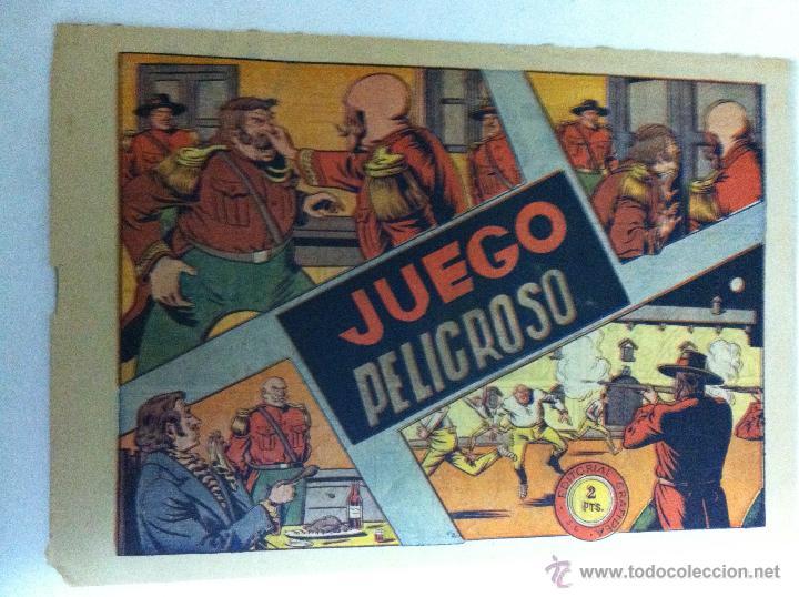 EL JINETE FANTASMA- JUEGO PELIGROSO (Tebeos y Comics - Grafidea - El Jinete Fantasma)
