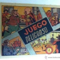 Tebeos: EL JINETE FANTASMA- JUEGO PELIGROSO. Lote 51108388