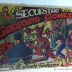 Tebeos: EL JINETE FANTASMA - EL SECUESTRO DE GREGORIO GOMEZ. Lote 51108448