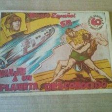 Tebeos: BRAVO ESPAÑOL Nº 13 ULTIMO - GRAFIDEA 1941-T. Lote 51147229