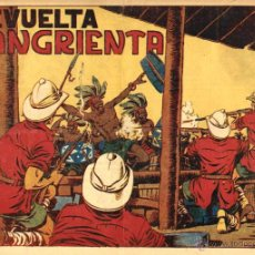 Tebeos: ARCHIVO (63): CHISPITA Nº 43, DE AMBRÓS (GRAFIDEA, 1952). Lote 52165905