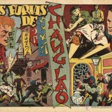 Tebeos: ARCHIVO (94): CASIANO BARULLO Nº 22 DE R. BEYLOC (GRAFIDEA, 1944). Lote 52301577