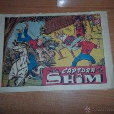 Tebeos: CHISPITA Nº 40 CUARTA 4 ª AVENTURA EDITORIAL GRAFIDEA . Lote 53096502