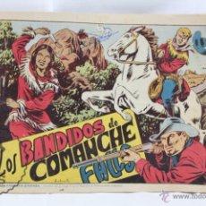 Tebeos: CÓMIC CHISPITA - Nº 8. LOS BANDIDOS DE COMANCHE FALLS - ED. GRAFIDEA, AÑOS 50. Lote 53879847
