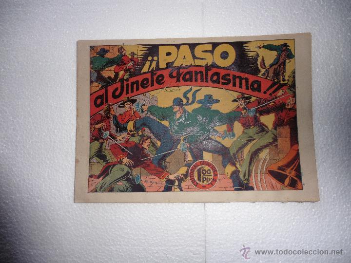 JINETE FANTASMA Nº 26 ORIGINAL (Tebeos y Comics - Grafidea - El Jinete Fantasma)