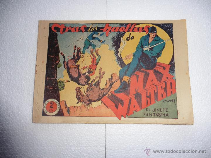 JINETE FANTASMA Nº 40 ORIGINAL (Tebeos y Comics - Grafidea - El Jinete Fantasma)