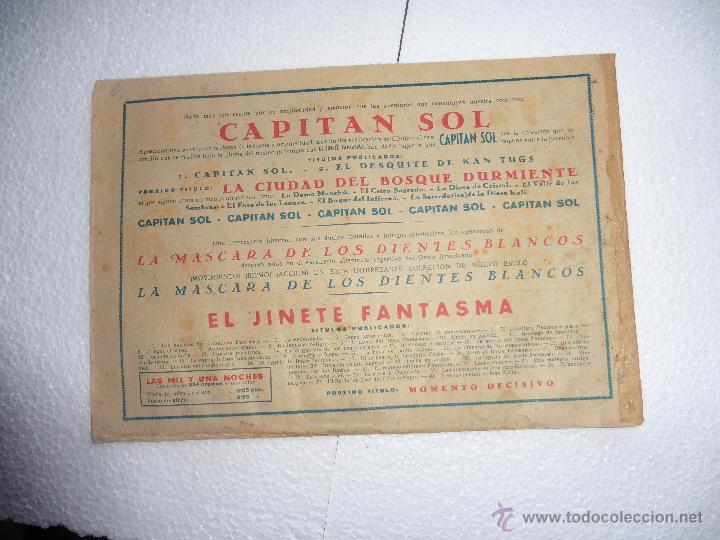 Tebeos: JINETE FANTASMA Nº 40 ORIGINAL - Foto 2 - 54229166