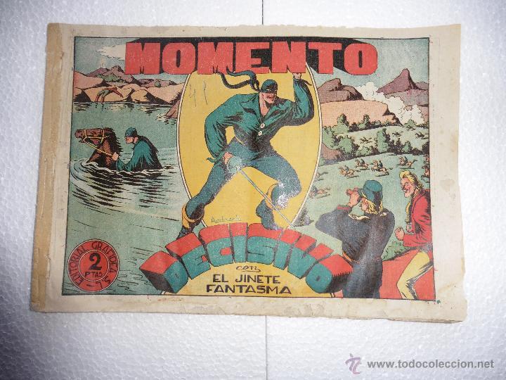 JINETE FANTASMA Nº 41 ORIGINAL (Tebeos y Comics - Grafidea - El Jinete Fantasma)