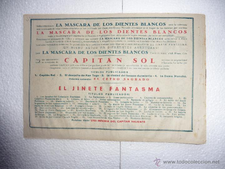 Tebeos: JINETE FANTASMA Nº 41 ORIGINAL - Foto 2 - 54229227