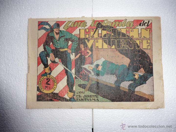 JINETE FANTASMA Nº 42 ORIGINAL (Tebeos y Comics - Grafidea - El Jinete Fantasma)