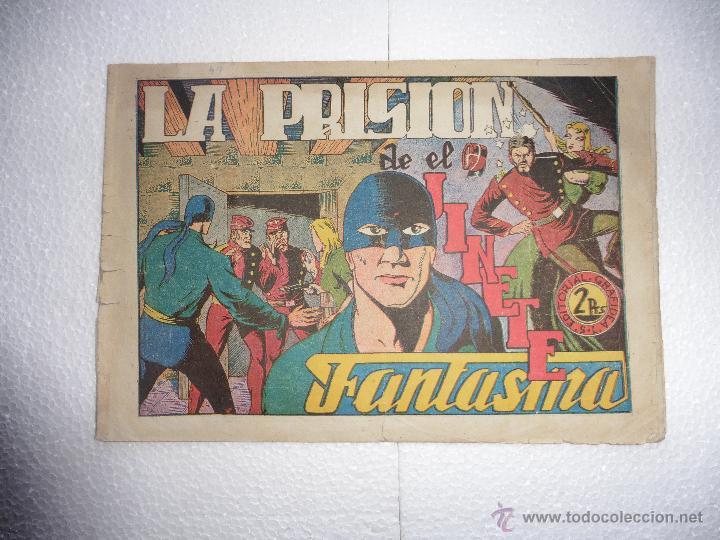 JINETE FANTASMA Nº 49 ORIGINAL (Tebeos y Comics - Grafidea - El Jinete Fantasma)