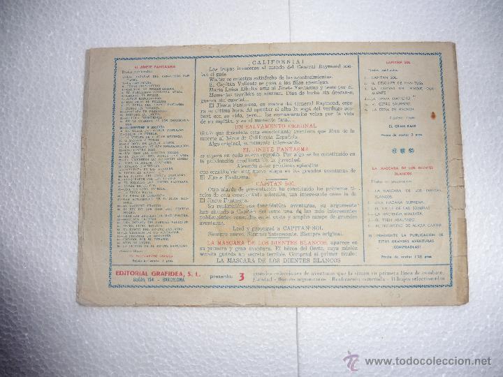 Tebeos: JINETE FANTASMA Nº 49 ORIGINAL - Foto 2 - 54229349