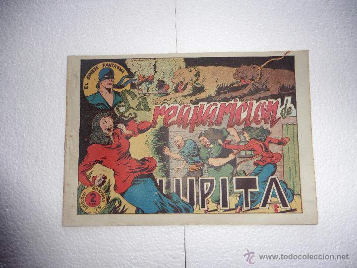JINETE FANTASMA Nº 52 ORIGINAL (Tebeos y Comics - Grafidea - El Jinete Fantasma)