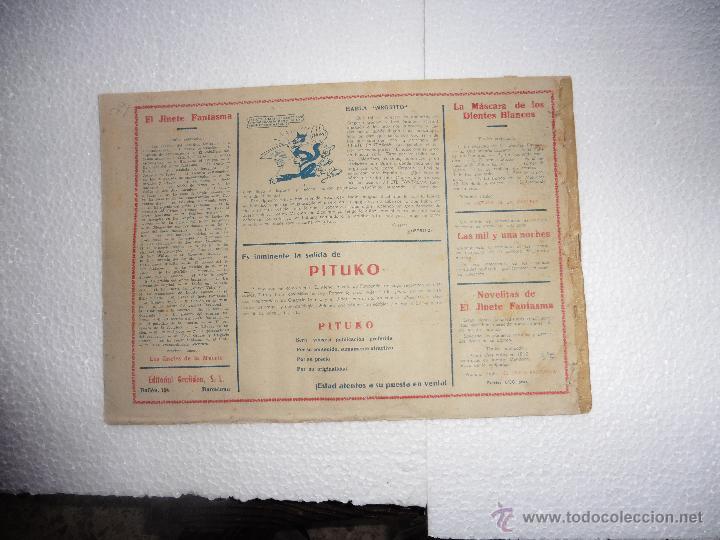 Tebeos: JINETE FANTASMA Nº 70 ORIGINAL - Foto 2 - 54230315