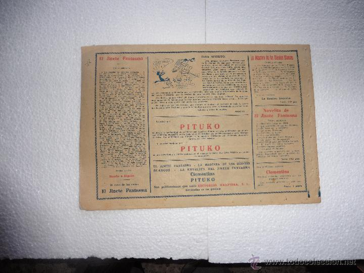 Tebeos: JINETE FANTASMA Nº 78 ORIGINAL - Foto 2 - 54230500