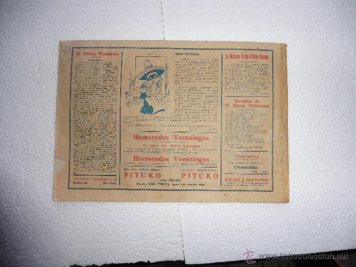 Tebeos: JINETE FANTASMA Nº 80 ORIGINAL - Foto 2 - 54230536