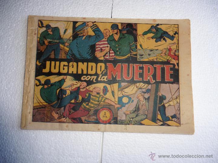 JINETE FANTASMA Nº 81 ORIGINAL (Tebeos y Comics - Grafidea - El Jinete Fantasma)