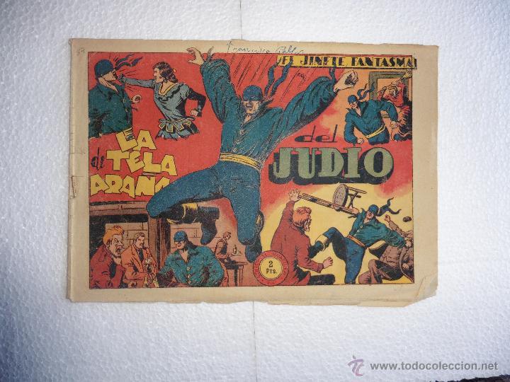 JINETE FANTASMA Nº 87 ORIGINAL (Tebeos y Comics - Grafidea - El Jinete Fantasma)