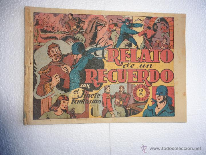 JINETE FANTASMA Nº 91 ORIGINAL (Tebeos y Comics - Grafidea - El Jinete Fantasma)
