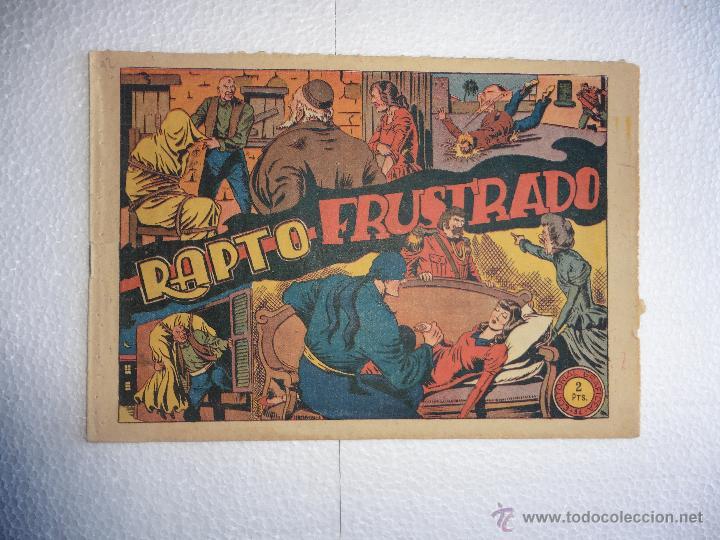 JINETE FANTASMA Nº 92 ORIGINAL (Tebeos y Comics - Grafidea - El Jinete Fantasma)