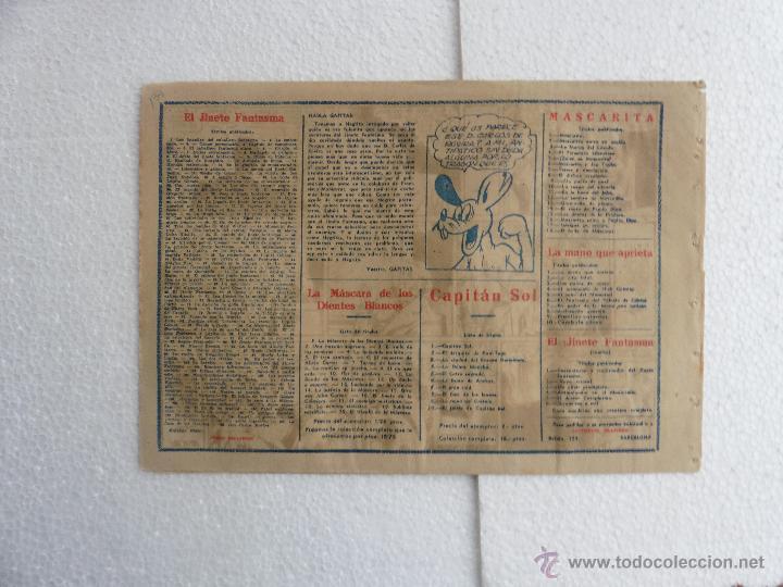 Tebeos: JINETE FANTASMA Nº 133 ORIGINAL - Foto 2 - 54388968