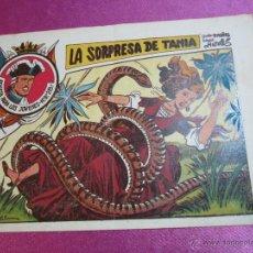 Tebeos: JARKO EL TEMIBLE Nº 15 LA SORPRESA DE TANIA GRAFIDEA. Lote 54989840