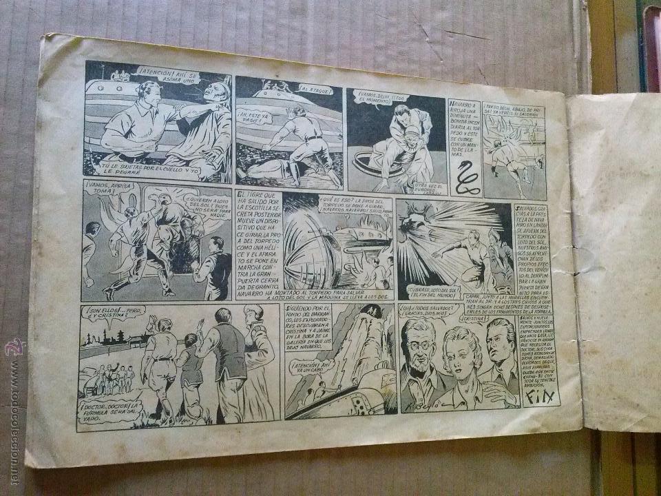 Tebeos: navarro y cristina - nº 3 - grafidea -original col de 5 ?- ta - Foto 3 - 54996696