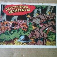 Tebeos: SARGENTO MACAI Nº 20 - GRAFIDEA - ORIGINAL - TA. Lote 56733509