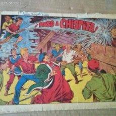 Giornalini: CHISPITA 5ª AVENTURA Nº 21- GRAFIDEA - ORIGINAL - ES. Lote 58182273