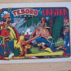 Tebeos: GRAFIDEA EL CHARRO TEMERARIO 2ª PARTE LA CAPITANA Nº 4-18-5-17-36. Lote 32972170