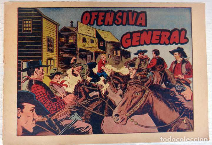 CHISPITA, SEXTA AVENTURA, Nº 19 , OFENSIVA GENERAL , GRAFIDEA , ORIGINAL (Tebeos y Comics - Grafidea - Chispita)
