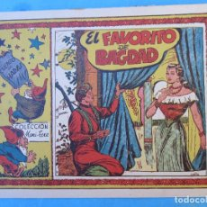 Tebeos: COLECCION MARI TERE , N.4 EL FAVORITO DE BAGDAD , PRIMERA EDICION 1954 GRAFIDEA . Lote 88092739