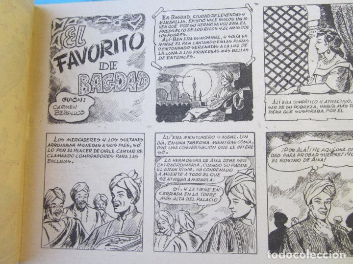 Tebeos: coleccion mari tere , n.4 el favorito de bagdad , primera edicion 1954 grafidea - Foto 2 - 88092739