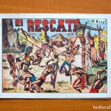 Tebeos: BILL CODY, Nº 5 EL RESCATE - EDITORIAL GRAFIDEA 1951. Lote 70062165