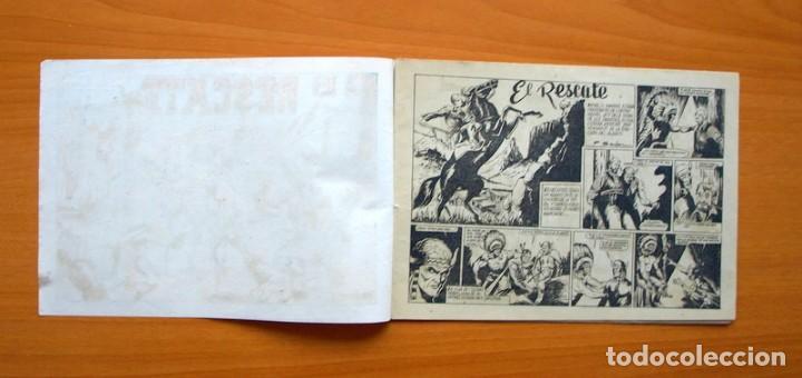 Tebeos: Bill Cody, nº 5 El rescate - Editorial Grafidea 1951 - Foto 2 - 70062165