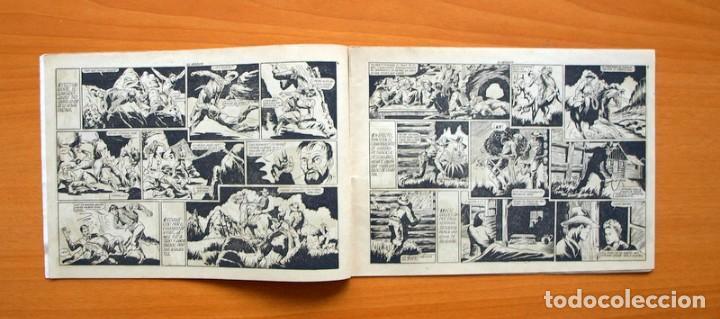 Tebeos: Bill Cody, nº 5 El rescate - Editorial Grafidea 1951 - Foto 3 - 70062165