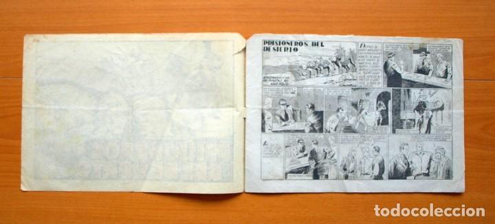 Tebeos: Casiano Barullo - nº 7 Prisioneros del desierto - Editorial Grafidea 1952 - Foto 2 - 70062389