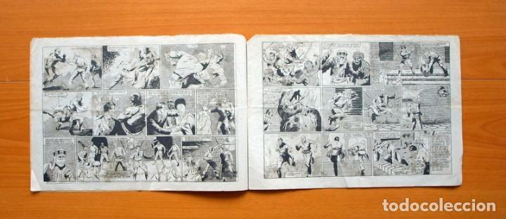 Tebeos: Casiano Barullo - nº 7 Prisioneros del desierto - Editorial Grafidea 1952 - Foto 3 - 70062389