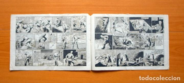 Tebeos: Casiano Barullo - nº 7 Prisioneros del desierto - Editorial Grafidea 1952 - Foto 4 - 70062389